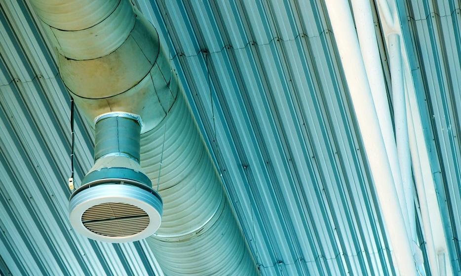 Rozwiązania wentylacyjne stosowane w halach przemysłowych