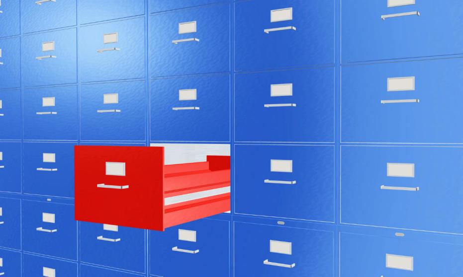 Sposoby wykorzystania szuflady stalowej