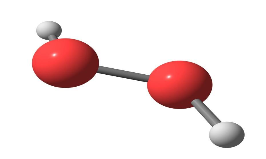 Zastosowanie nadtlenku wodoru