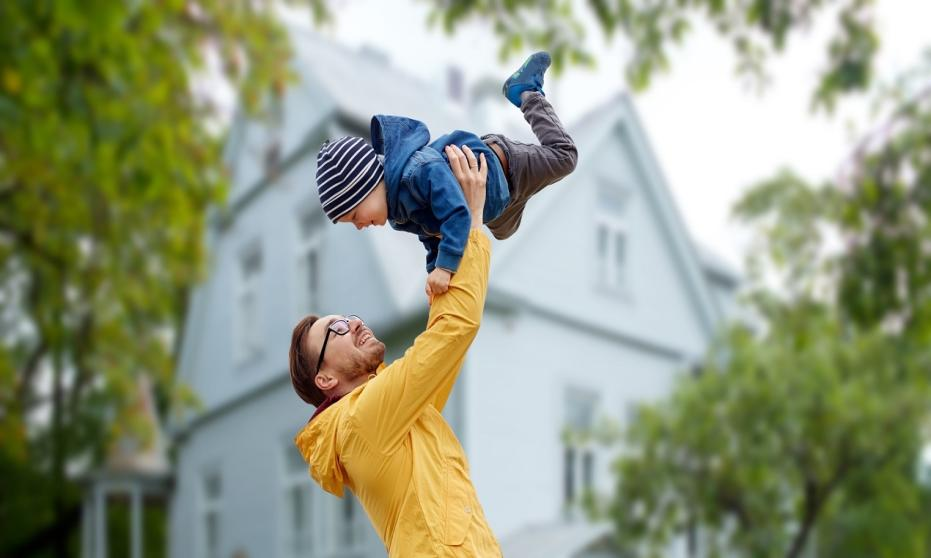 Mieszkanie pod miastem idealnym rozwiązaniem dla rodziny z dziećmi