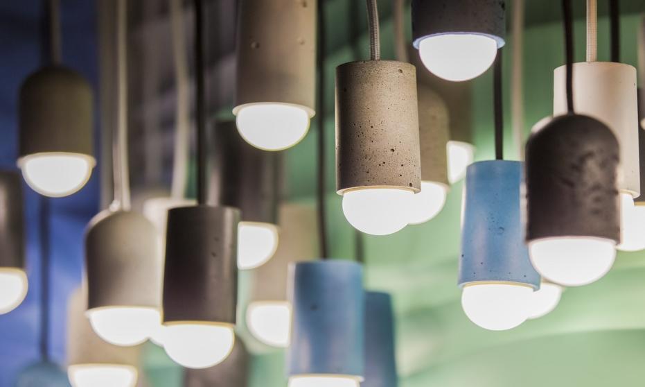 Zalety lamp wykonanych z betonu