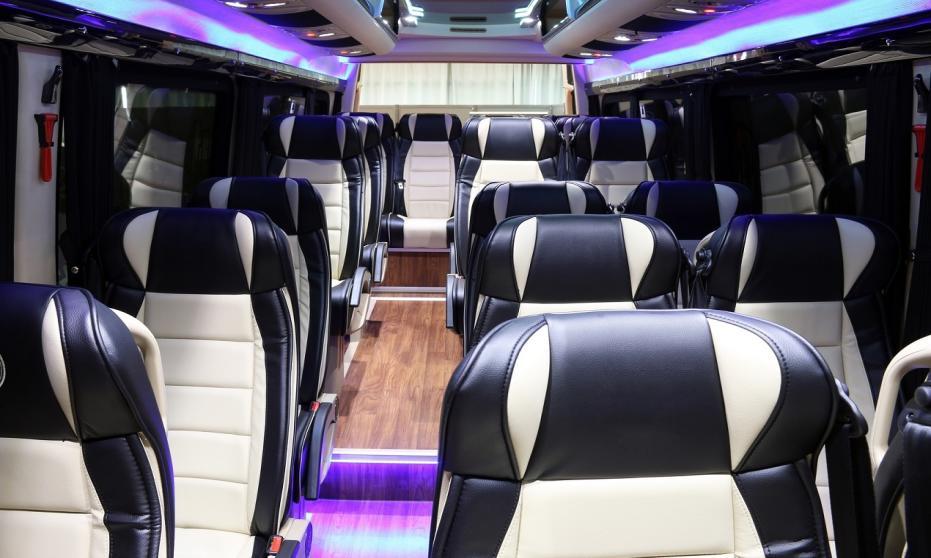 Wyposażenie busów przeznaczonych do transportu międzynarodowego