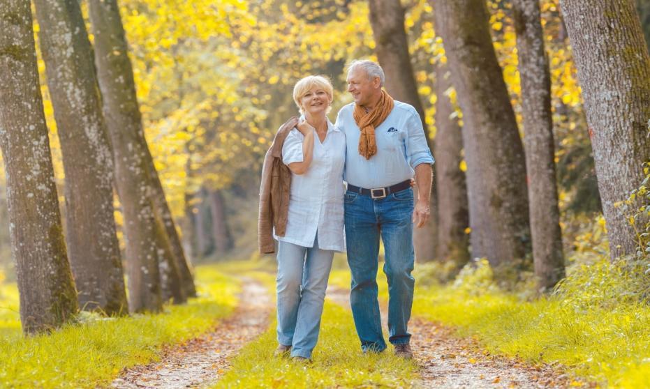 Wypoczynek dla seniora. Jak poprawić kondycję i zdrowie w podeszłym wieku?