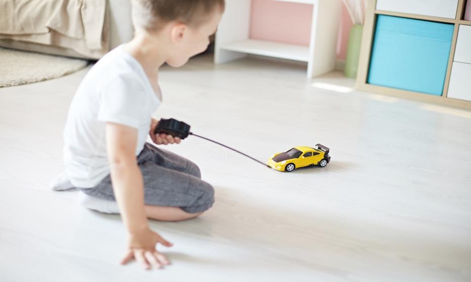 Samochód elektryczny jako doskonały prezent dla dziecka