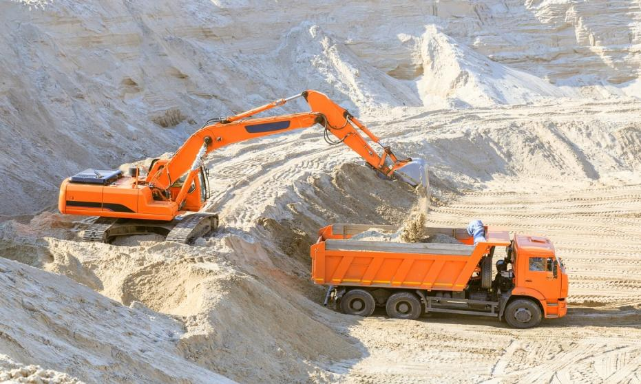 Zastosowanie piasku i żwiru