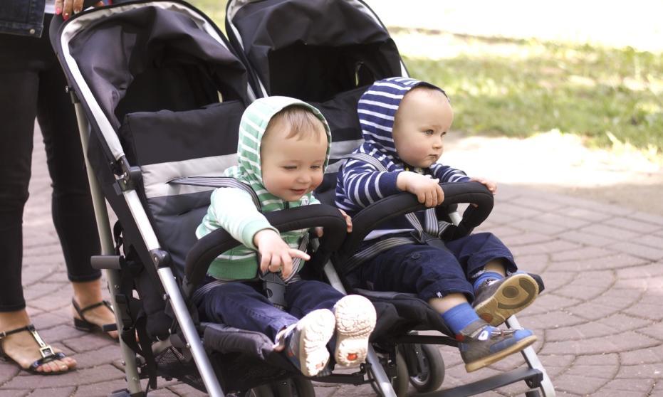 Zakup wózka bliźniaczego - na co zwrócić uwagę?