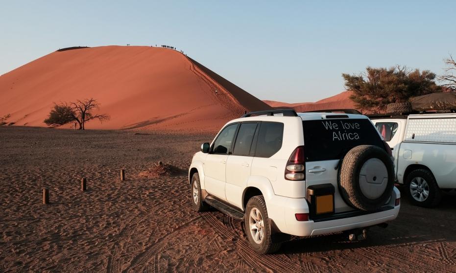 Asystent zjazdu HDC w modelu Jeep Grand Cherokee