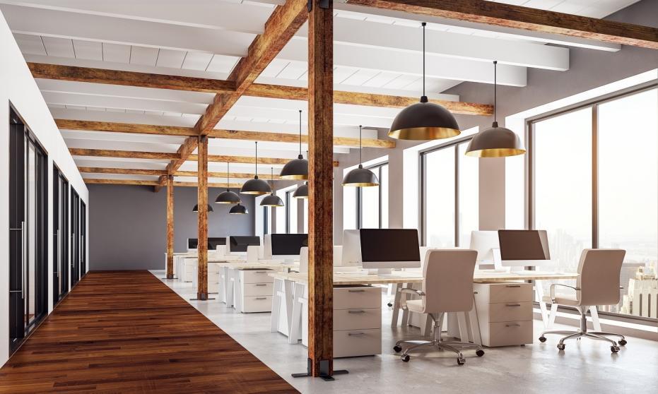 Aranżacje biurowe na czasie– przykłady