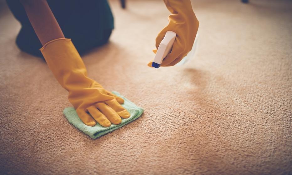 Zasady impregnacji dywanów