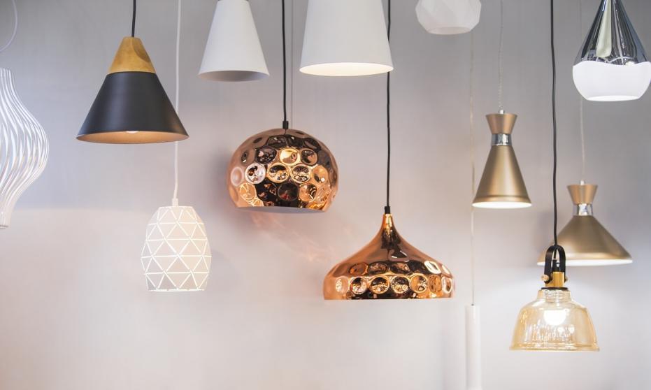 Oświetlenie jako element dekoracyjny we wnętrzu
