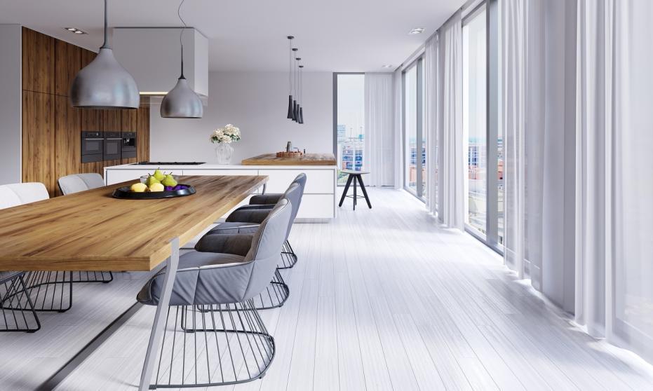 Stoły drewniane – klasyka i funkcjonalność
