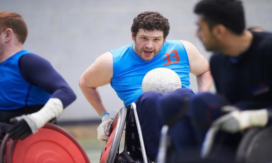 Aktywność fizyczna na wózku inwalidzkim? - To możliwe!