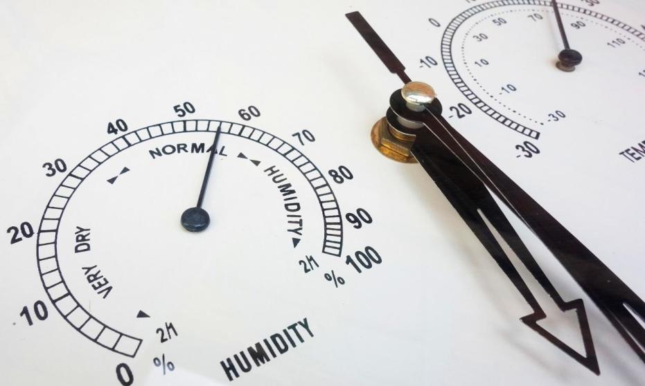 Higrometry. Kilka słów o czujnikach wilgotności