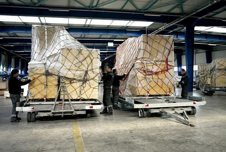 Pasy ładunkowe. Mocowanie ładunku w transporcie