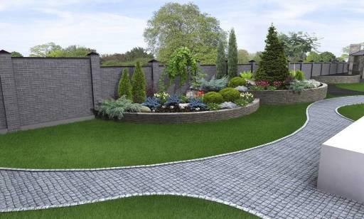 Obrzeża ogrodowe. Ważny detal architektury ogrodowej