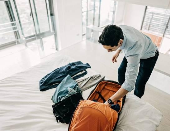 Co zabrać ze sobą w podróż za granicę?