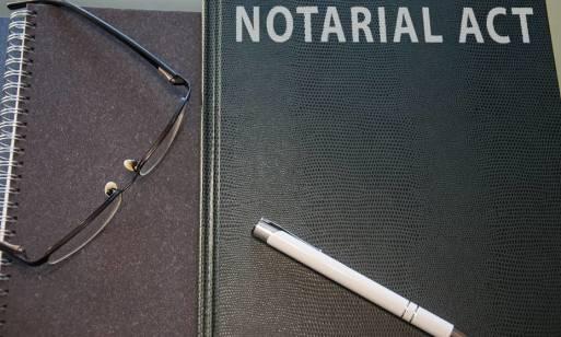 Jakie wymogi formalne musi spełniać akt notarialny?