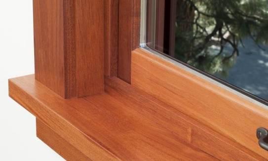 Dobre z natury? Zalety okien drewnianych