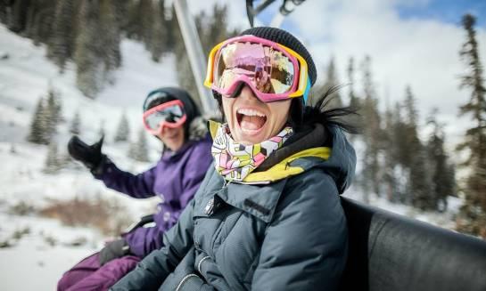 Zasady dobrego zachowania na wyciągach narciarskich