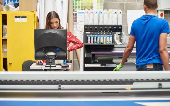 Problem ekologicznego druku w przemyśle poligraficznym