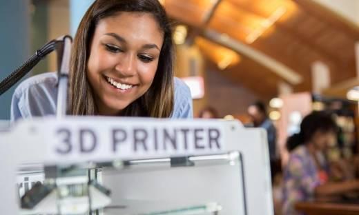Technologia przyszłości. Na czym polega drukowanie 3D?