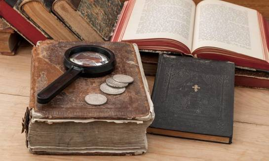 Literatura numizmatyczna - inwestycja na lata