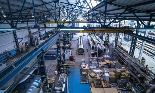 Konstrukcje stalowe przydatne w przemyśle