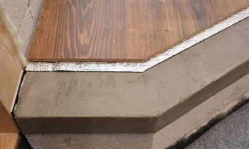 Wybór podkładu przy ogrzewaniu podłogowym