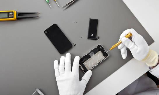 Jak wygląda naprawa telefonów?