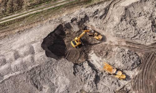 W jaki sposób wydobywa się piasek?