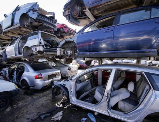 Jak przebiega proces kasacji samochodu?
