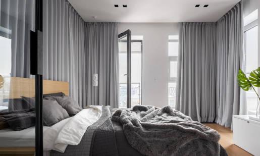 Cechy idealnej tkaniny na zasłony do sypialni w stylu klasycznym