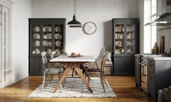 Stół i krzesło, zgrany duet nowoczesnej jadalni