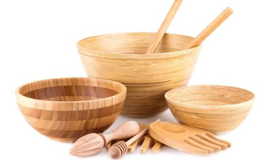 Wady i zalety bambusowych naczyń