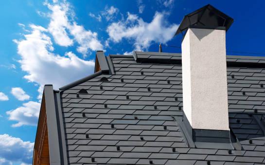 Jak zabezpieczyć komin przed powstawaniem plam?