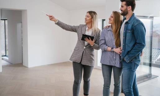 Co to znaczy, że mieszkanie jest wykończone w standardzie deweloperskim?