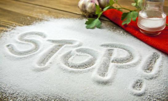Jak pozbyć się soli w organizmie?