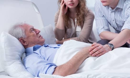 Czego potrzebuje pacjent leżący? Opieka nad chorym w warunkach domowych