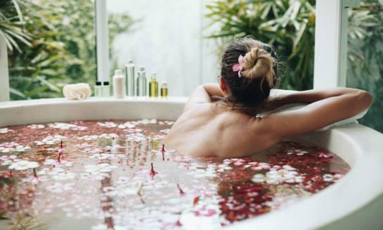 Kąpiele świerkowe