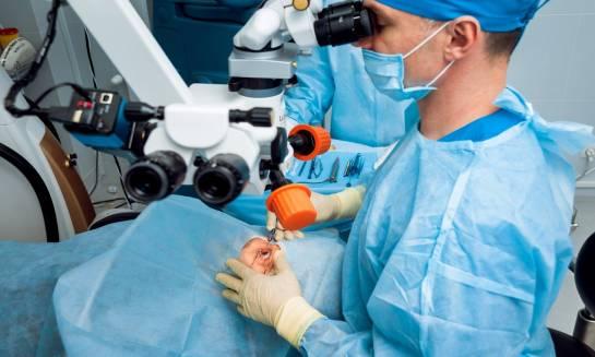 Operacyjne metody usuwania zaćmy