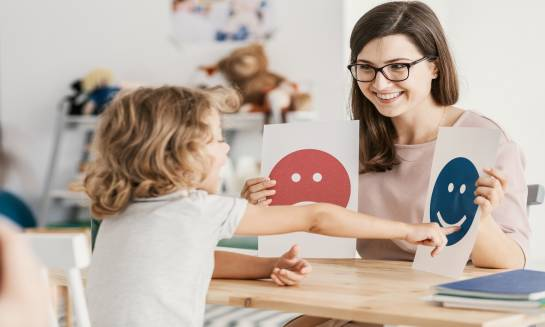 Zajęcia dla dzieci autystycznych