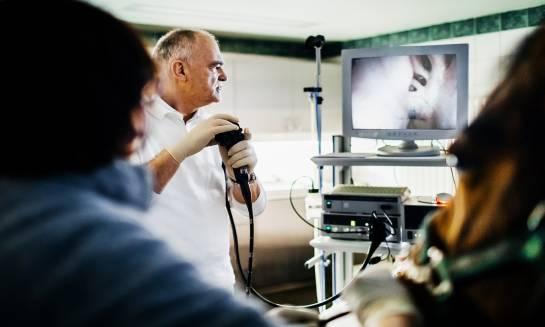 Akcesoria endoskopowe wykorzystywane przy różnych badaniach i zabiegach