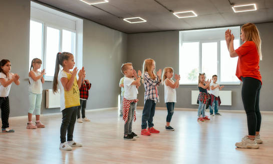 Wpływ tańca na rozwój psychoruchowy dziecka