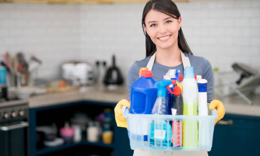 Rosnąca popularność ekologicznych środków do sprzątania domu