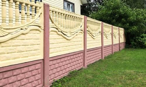 Jak dbać o ogrodzenie betonowe?