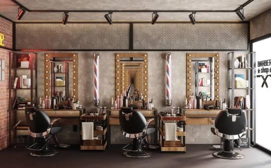 Wózek z narzędziami jako niezbędna pomoc w zakładzie fryzjerskim
