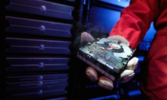 Dysk do serwera Fujitsu