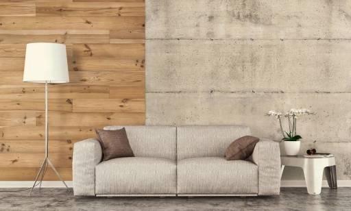Betonowe płyty na ścianę sprawdzą się nie tylko w biurze