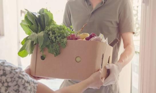 Tekturowe skrzynki na warzywa - sposób na dostawę produktów do Klienta