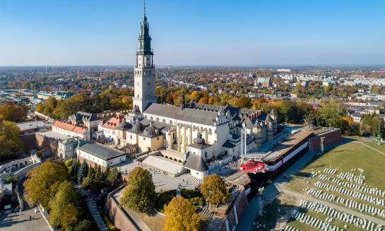 Pielgrzymki po Polsce. Najświętsze miejsca w kraju